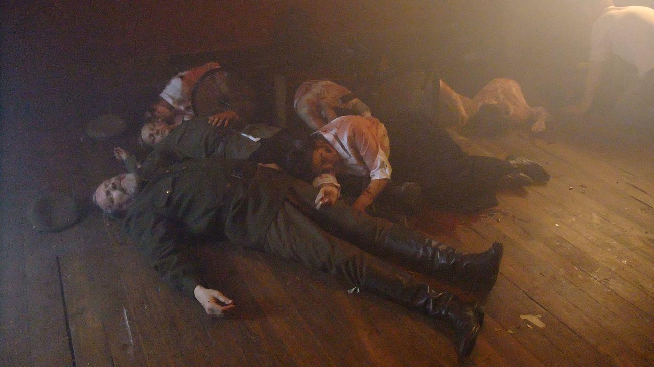 Im Jahre 1918 wurde die russische Zarenfamilie von Nicholas II. brutal ermordet. 1991 fand man ihr Grab, doch zwei der fünf Kinder fehlten. 16 Jahre... - Bildquelle: Parthenon Entertainment Limited