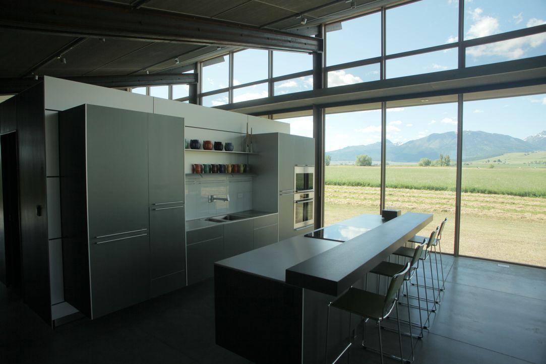 Bubble-Haus und Glas-Farmhaus - Bildquelle: 2012, HGTV/Scripps Networks, LLC. All Rights Reserved