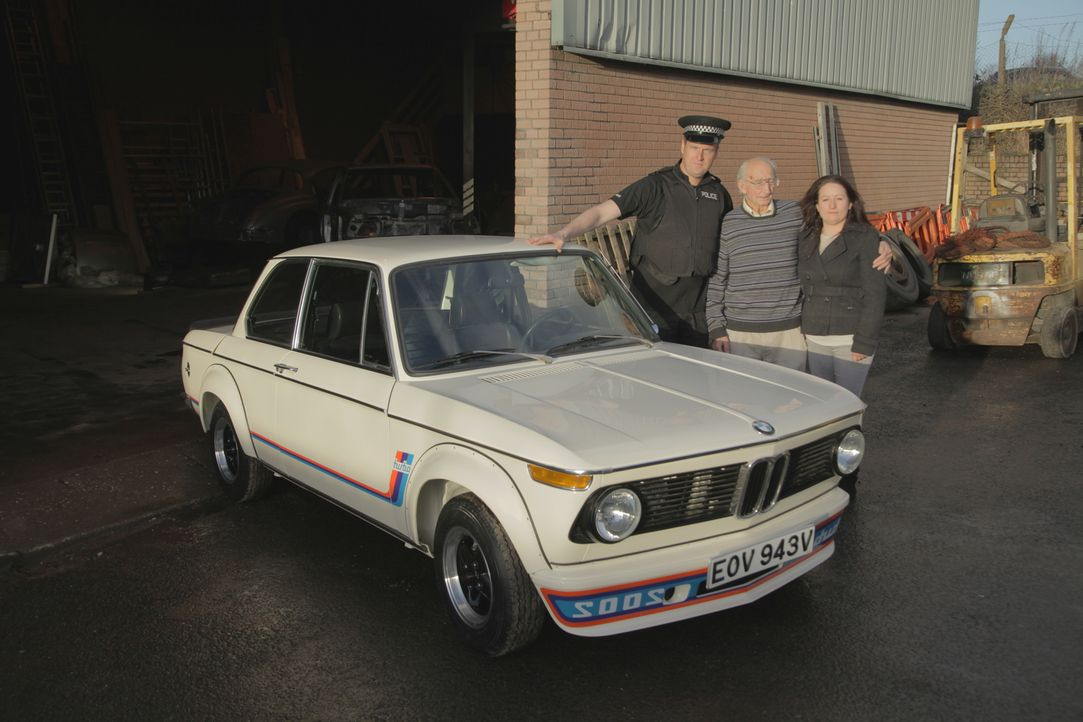 BMW 2002 turbo - Bildquelle: 2016 National Geographic Partners, LLC.  All rights reserved.