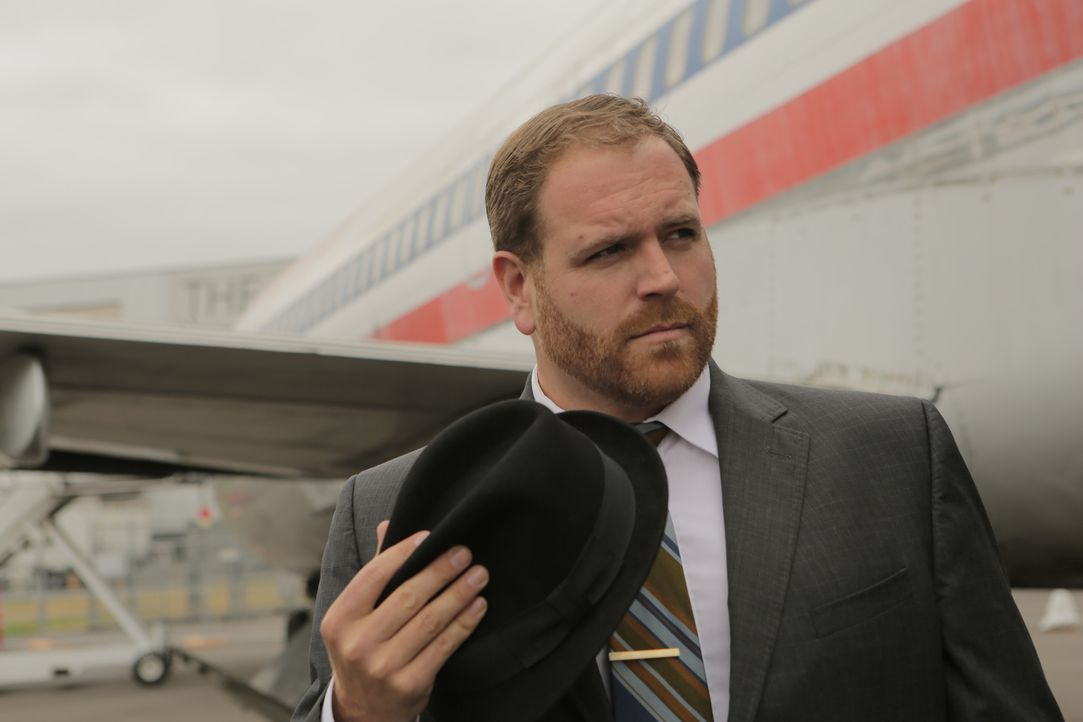 Josh Gates - Bildquelle: 2016, The Travel Channel, L.L.C. All Rights Reserved.