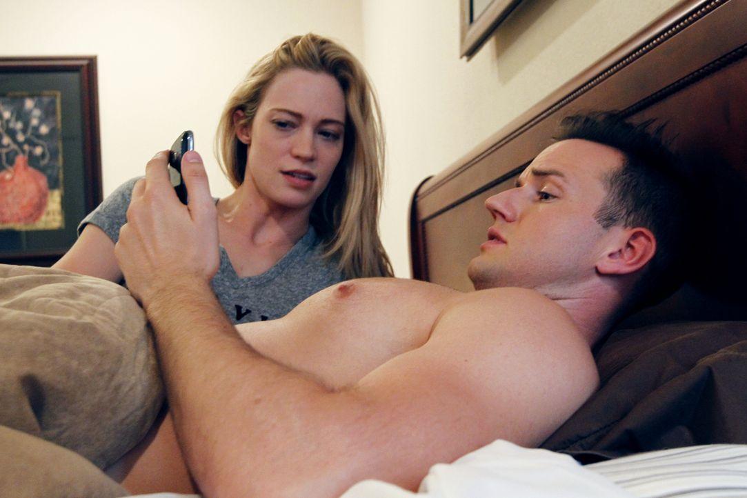 Vier Monate lang waren Jodi Arias (l.) und Travis Alexander (r.) ein Liebespaar, auch nach der Trennung treffen sie sich regelmäßig für Sex. Als Tra... - Bildquelle: 2015 AMS Pictures. All Rights Reserved