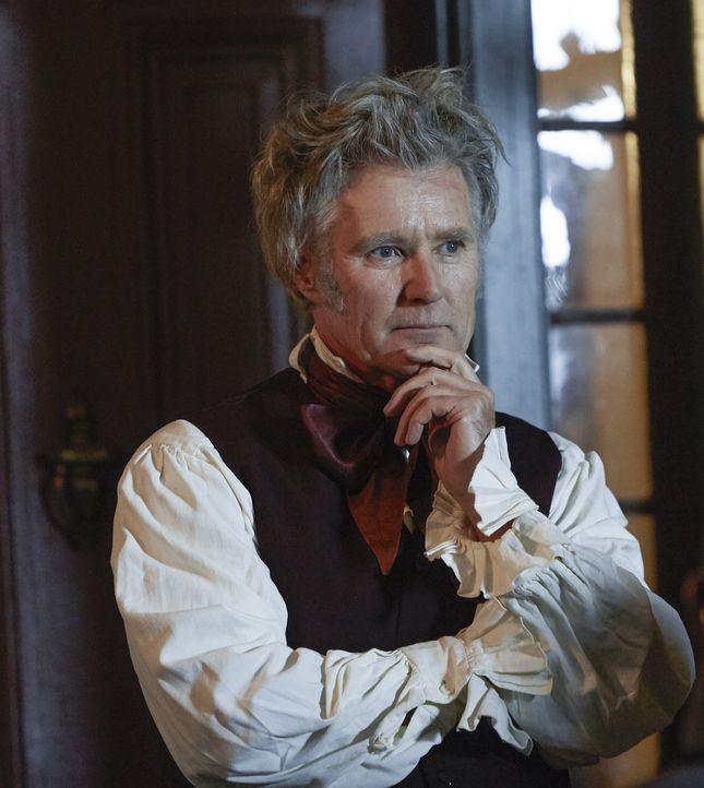 1824 hatte Adams das Glück auf seiner Seite: Er gelangte durch die Entscheidung des Repräsentantenhauses ins Weiße Haus. Jackson (Darsteller unbekan... - Bildquelle: 2015 Cable News Network, Inc. A TimeWarner Company. All rights reserved