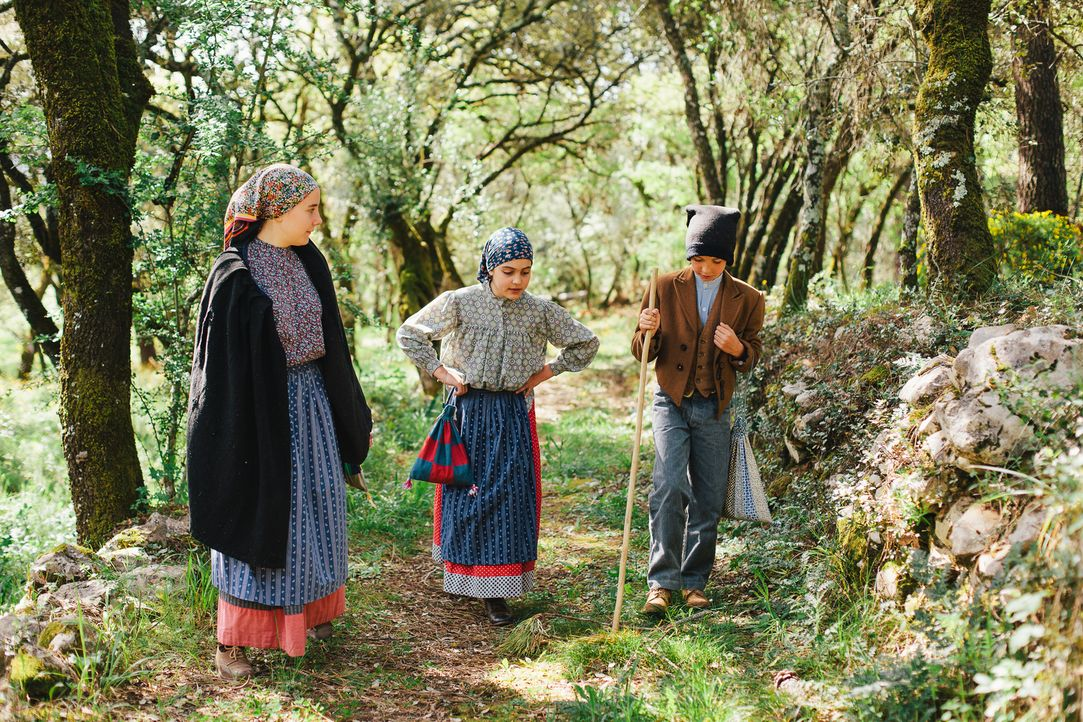 Die drei Geheimnisse von Fátima waren eine Reihe von Visionen und Prophezeiungen, die drei jungen portugiesischen Hirten Lúcia Santos und ihre Cousi... - Bildquelle: LIKE A SHOT ENTERTAINMENT 2014