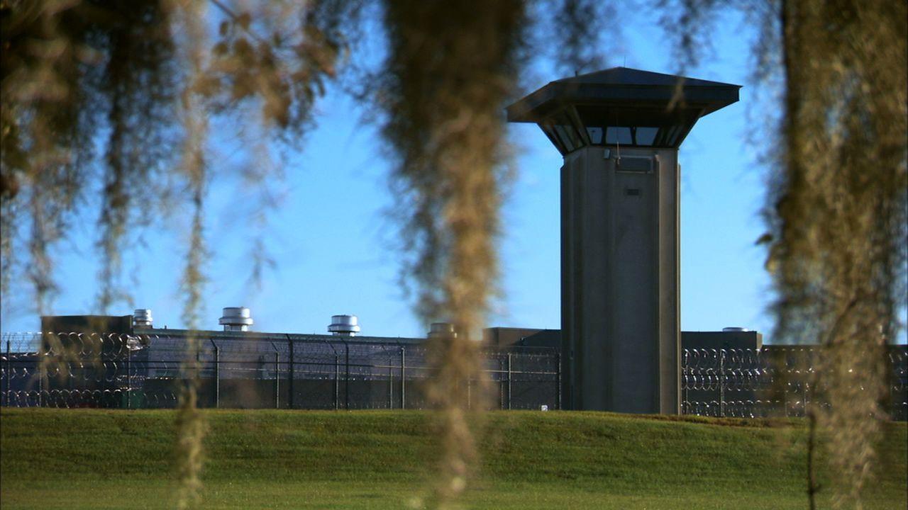 Die meisten Insassen des Smith State Gefängnisses gehören zu den Straftätern, die am schwersten unter Kontrolle zu halten sind ... - Bildquelle: Joshua Fowler part2pictures