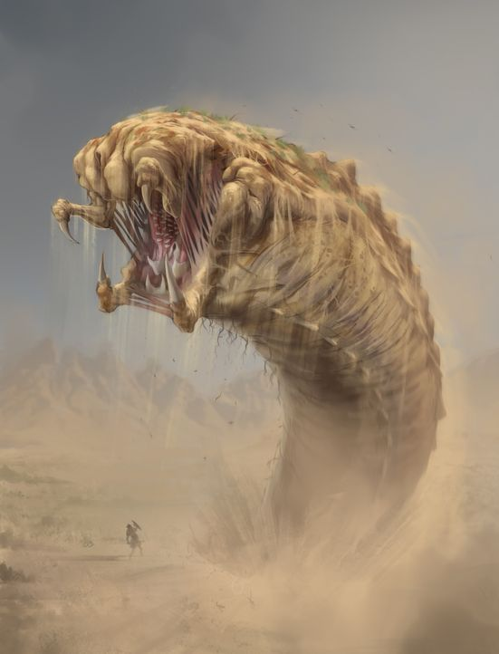 Mysteriöse Kreaturen - Bildquelle: Xavier Minguell Solanes