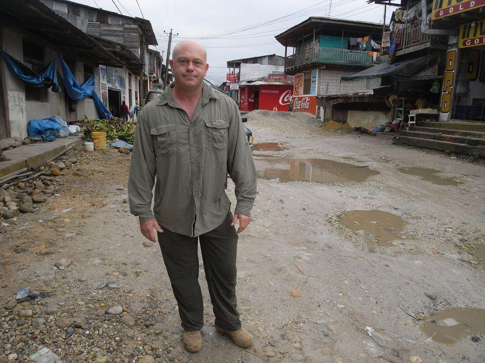 Im Gebiet des Amazonas haben die Menschen mit großen Problemen zu kämpfen, da steht der Naturschutz für viele nicht an erster Stelle ... - Bildquelle: Tiger Aspect Productions 2010