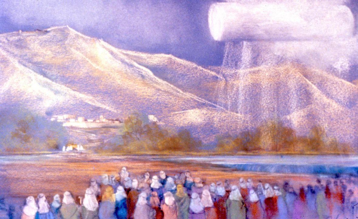 Seit Jahrtausenden gibt es Propheten und Weissagungen, die ganze Zivilisatio... - Bildquelle: A&E Television Networks
