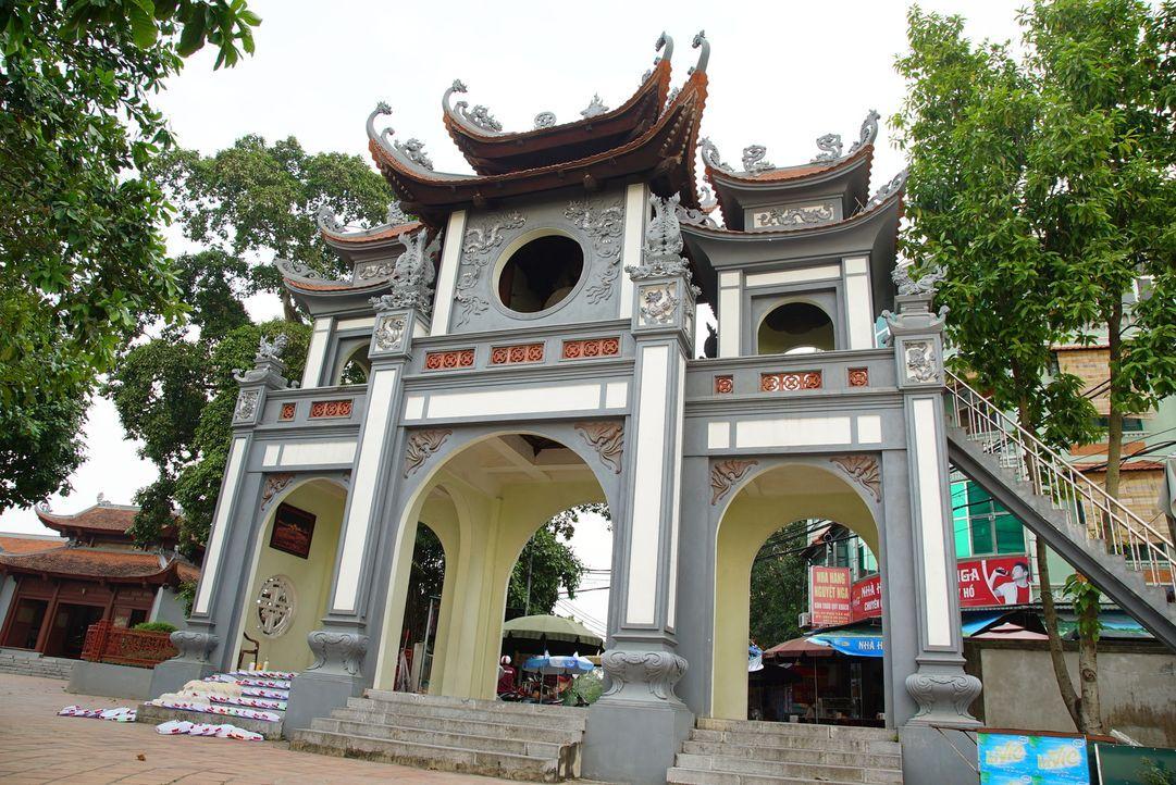 Hanoi ist eine Stadt voller kontrastierender Geschmäcker und Aromen. In der ... - Bildquelle: 2016,The Travel Channel, L.L.C. All Rights Reserved