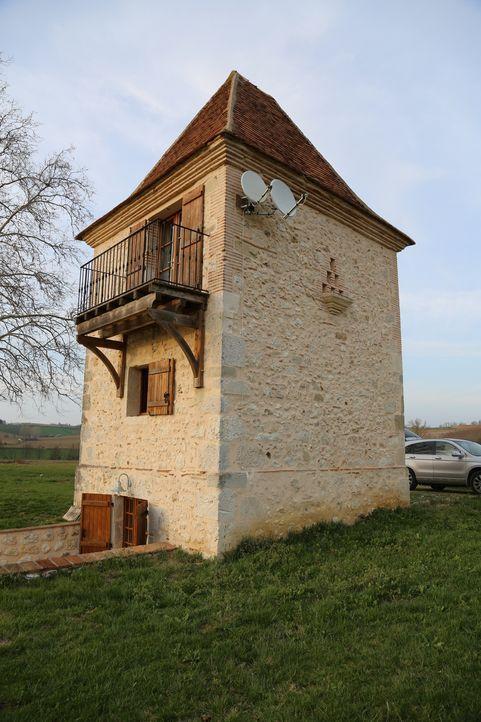 Schulbus und Taubenschlag - Bildquelle: 2013, HGTV/Scripps Networks, LLC. All Rights Reserved.