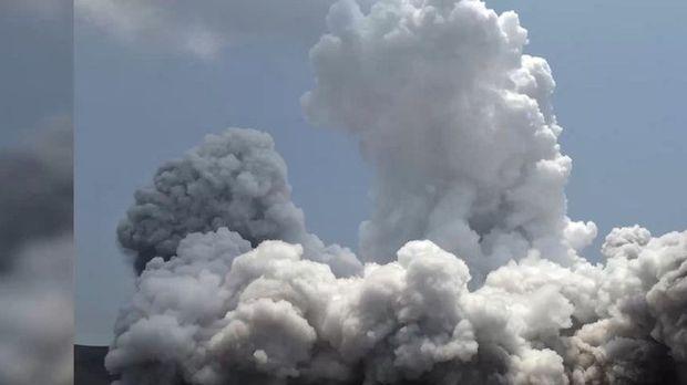 Gefährlichster Vulkan der Welt ausgebrochen