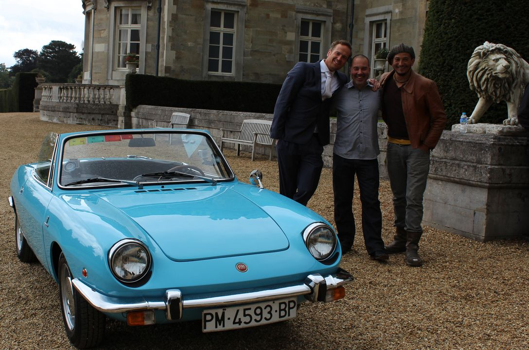 Das Fiat Fiasko - Bildquelle: 2012 NGC Network International, LLC All Rights Reserved