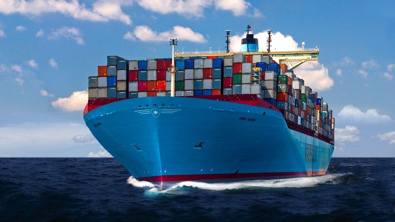 """""""Megaschiffe - Giganten der Meere"""" begleitet imposante Schiffe. Jeder dieser Ozeanriesen ist einzigartig und leistet einen besonderen Beitrag im Tra... - Bildquelle: Exploration Production Inc."""
