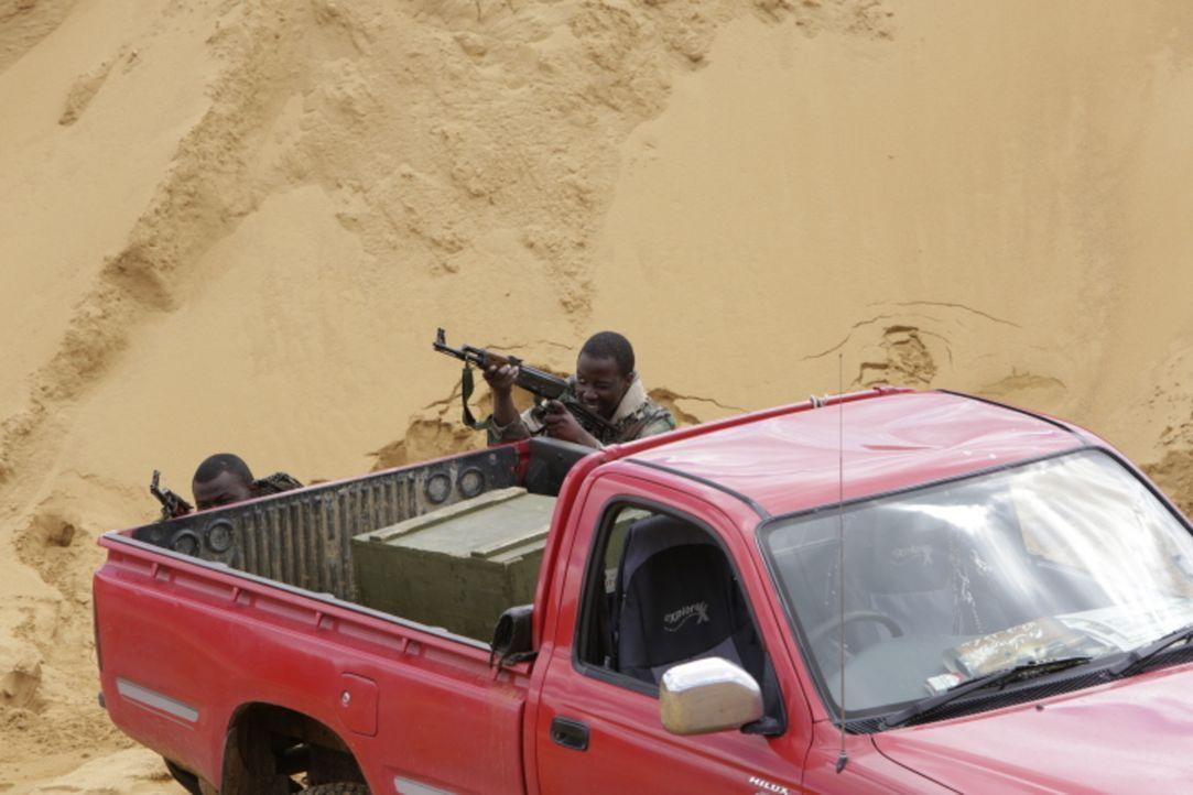 In der US-Botschaft der kenianischen Hauptstadt Nairobi richten 1998 mehrere Selbstmordattentäter ein fürchterliches Blutbad an, bei dem 212 Mensche... - Bildquelle: WMR