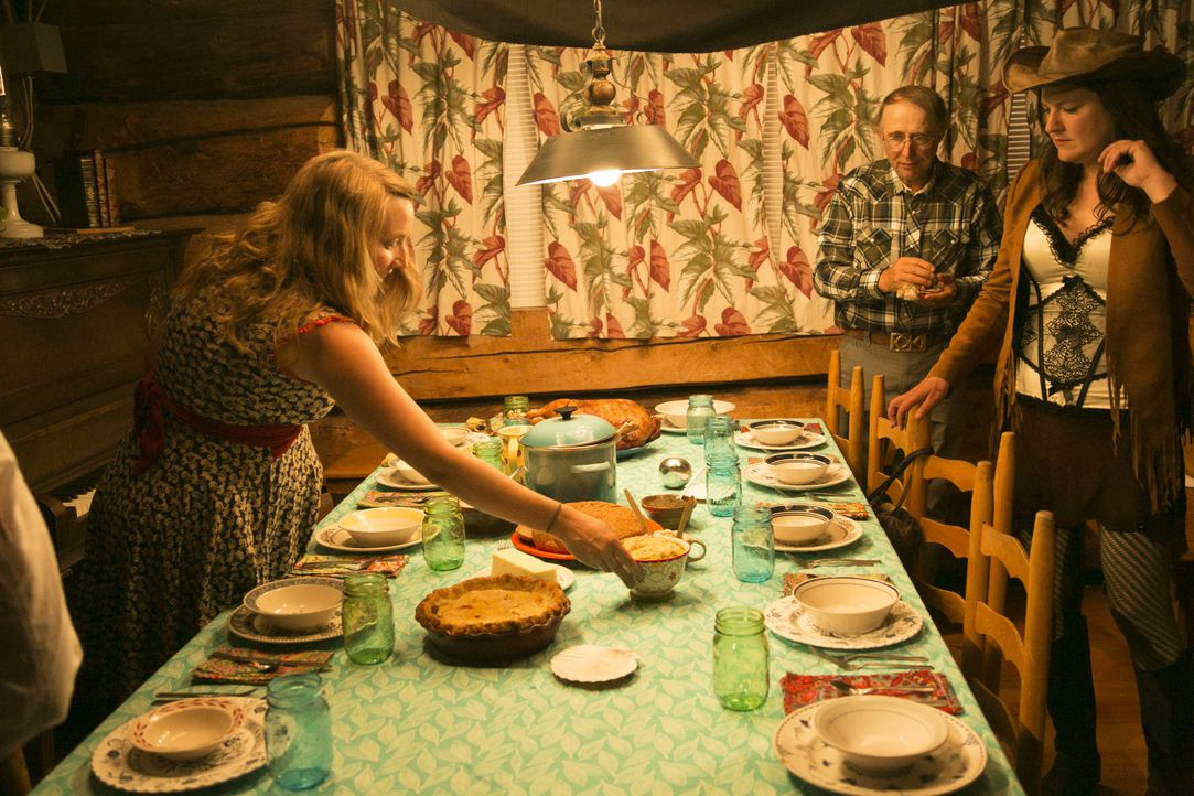 Thanksgiving bei den Kilchers - Bildquelle: Discovery