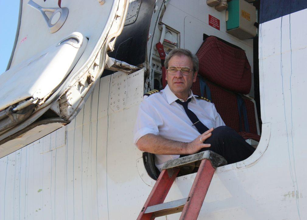 """Ohne die britische Spezialeinheit SAS wäre es 1977 wohl nicht gelungen, die von Terroristen kontrollierte Lufthansa-Maschine """"Landshut"""" sicher in Mo... - Bildquelle: James Leigh 2008 DANGEROUS FILMS"""