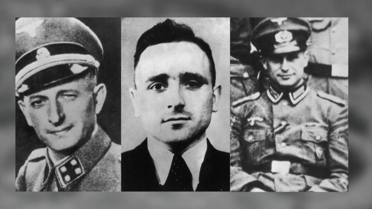 Am 20. November 1945 begannen die Nürnberger Prozesse, bei denen über 200 hochrangige Offiziere angeklagt wurden. Doch einige Kriegsverbrecher entka... - Bildquelle: Vivendi Content and Lets Pix Productions