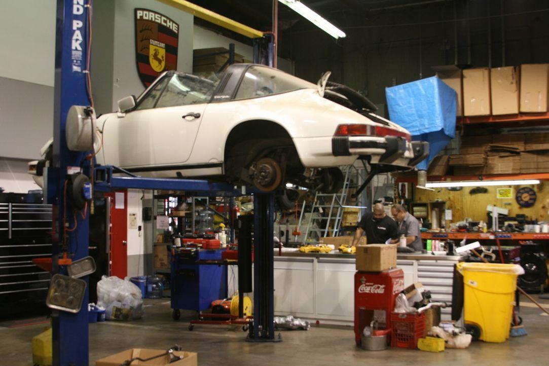 Porsche - Bildquelle: NGT