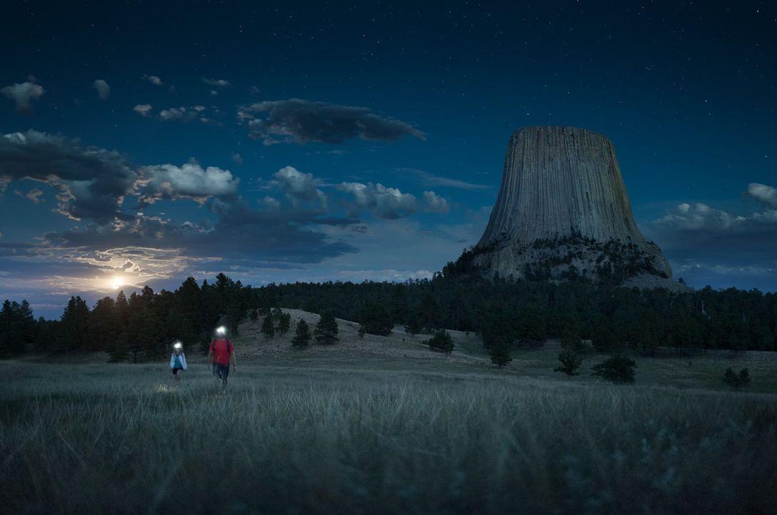 Viele Mysterien unserer Erde sind noch lange nicht entschlüsselt: Wie entsta... - Bildquelle: Jason Lindsey