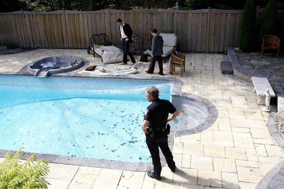 """Beauty König Constantine """"Dean"""" Milo wurde in seinem eigenen Haus erschossen. An Verdächtigen mangelt es der Polizei nicht - ein Verstoßener aus dem... - Bildquelle: Ian Watson Cineflix 2008"""