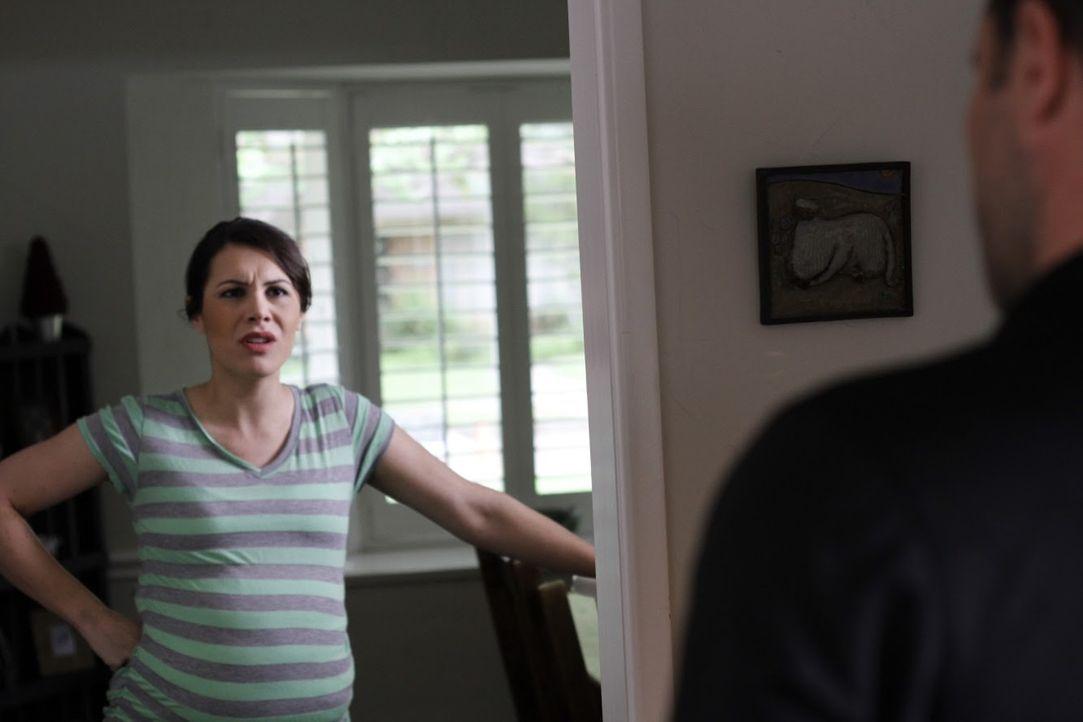 Die hochschwangere Laci verschwindet plötzlich. Ihr Ehemann Scott Peterson wird verdächtig, etwas mit dem Mord an der 28-Jährigen und dem ungeborene... - Bildquelle: 2015 AMS Pictures. All Rights Reserved