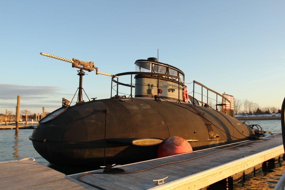U-Boot und Raketensilo - Bildquelle: 2013, HGTV/Scripps Networks, LLC. All Rights Reserved.