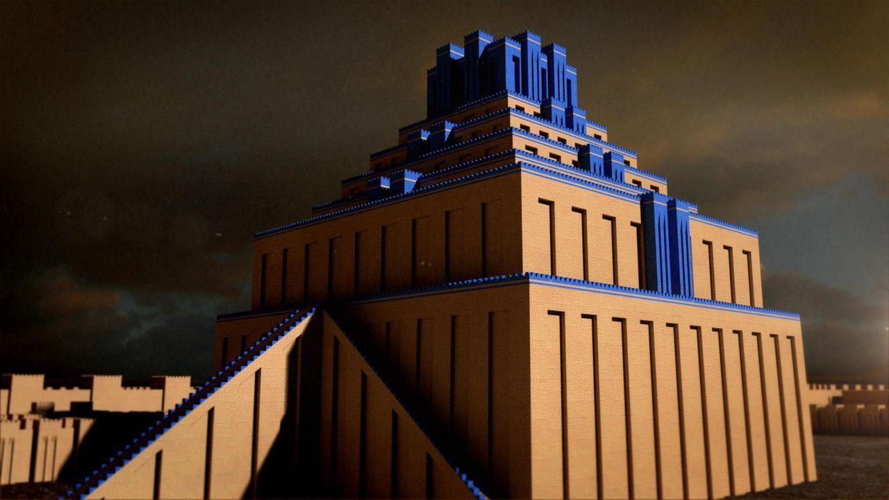 Das Alte Testament beschreibt den Turmbau zu Babel und den damit zusammenhän... - Bildquelle: Blink Entertainment 2017