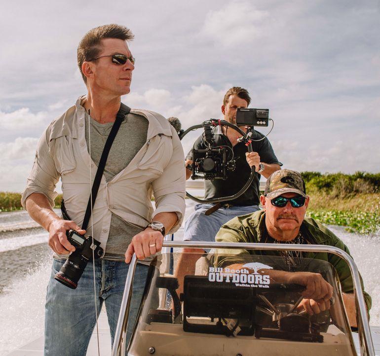 Die Everglades im amerikanischen Bundestaat Florida sind ein Wunder der Natur. Ein Teil des tropischen Marschlandes ist geschützt und zählt seit 197... - Bildquelle: Philip Bloom 2015 Cable News Network. A Time Warner Company. All Rights Reserved.