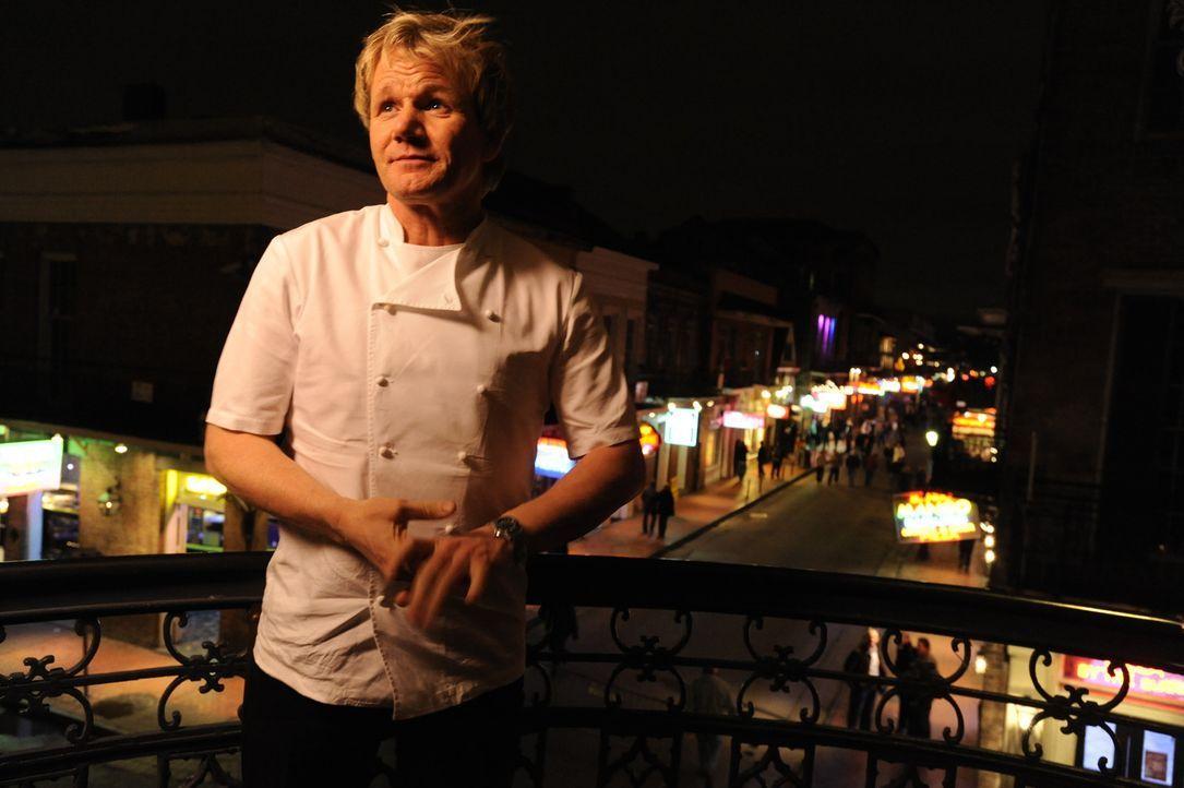 In New Orleans warten zwei Besitzer eines Restaurants auf die Hilfe von Sternekoch Gordon Ramsay, doch dann sind ihnen die Veränderungen doch zu vie... - Bildquelle: Jeffrey Neira Fox Broadcasting.  All rights reserved.