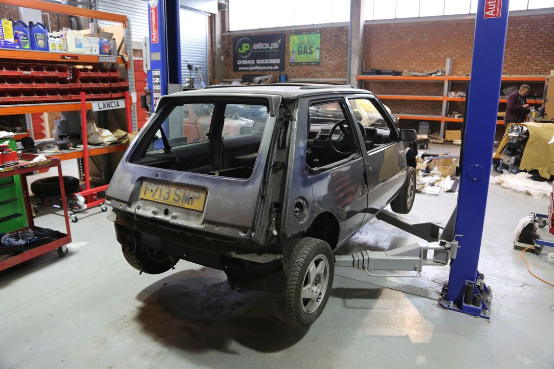 Renault 5 GT Turbo - Bildquelle: Licensed by Fox NCG Distribution (UK) Limited