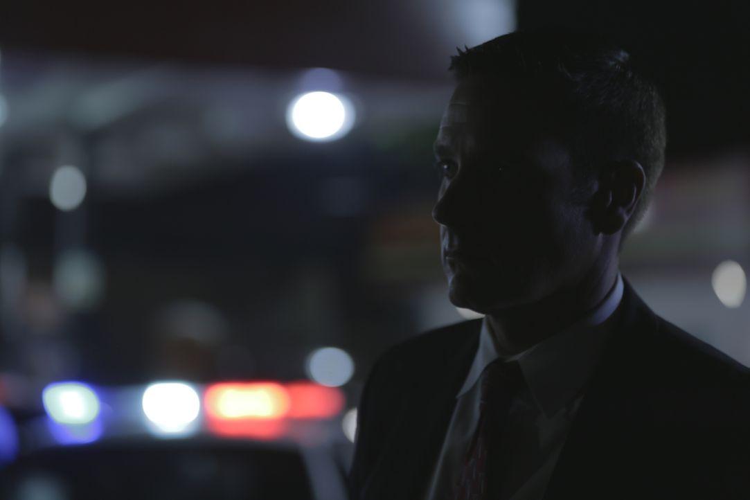 Schwieriger Fall: Lieutenant Joe Kenda (Bild) ermittelt dieses Mal in Möchtergern-Gangster-Kreisen, um herauszufinden, wer Don Garcia auf dem Gewiss... - Bildquelle: MMXV DISCOVERY COMMUNICATIONS, LLC.