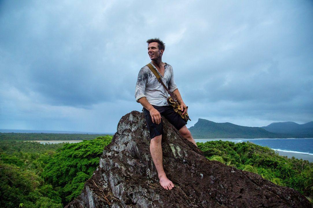 Bill Weir besucht Stammesvölker in Vanuatu, wahrscheinlich eines der letzten Paradiese, und porträtiert Menschen, deren Welt sich gerade dramatisch... - Bildquelle: Bill Weir 2015 Cable News Network. A Time Warner Company. All Rights Reserved.