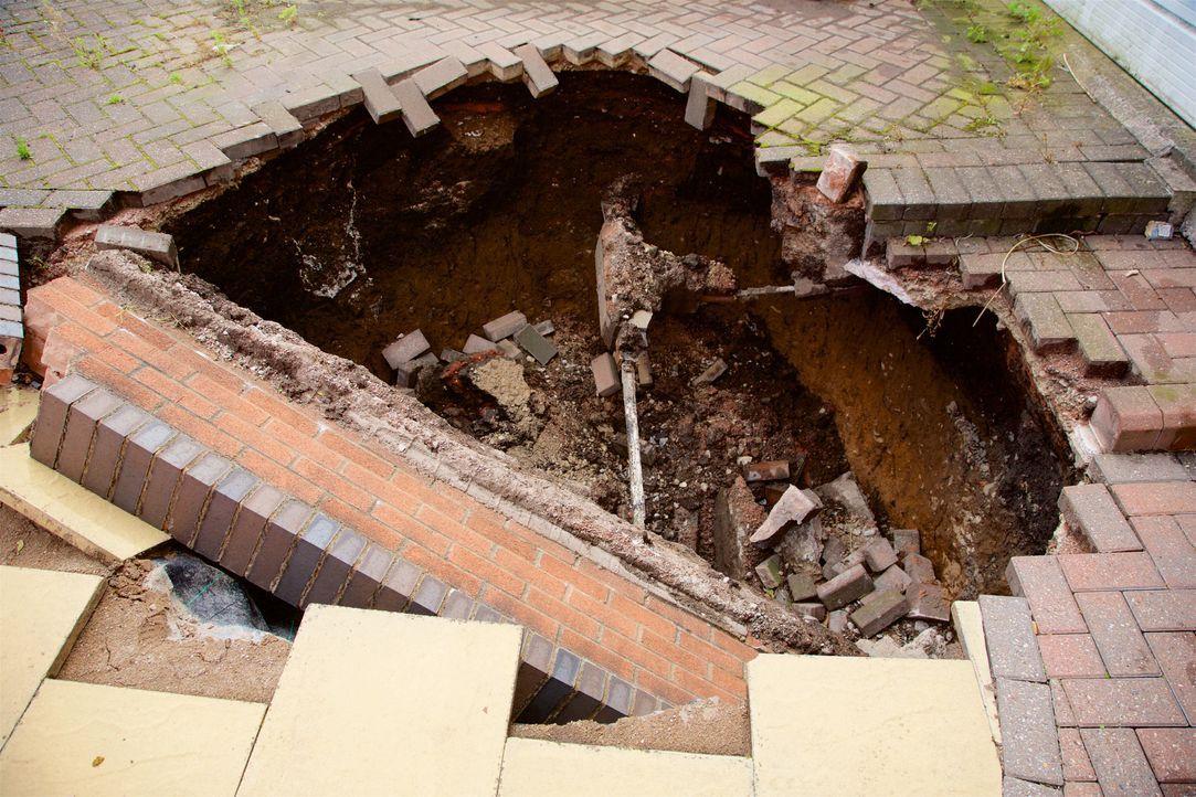 Auf unsicherem Boden gebaut - Bildquelle: Boomerang