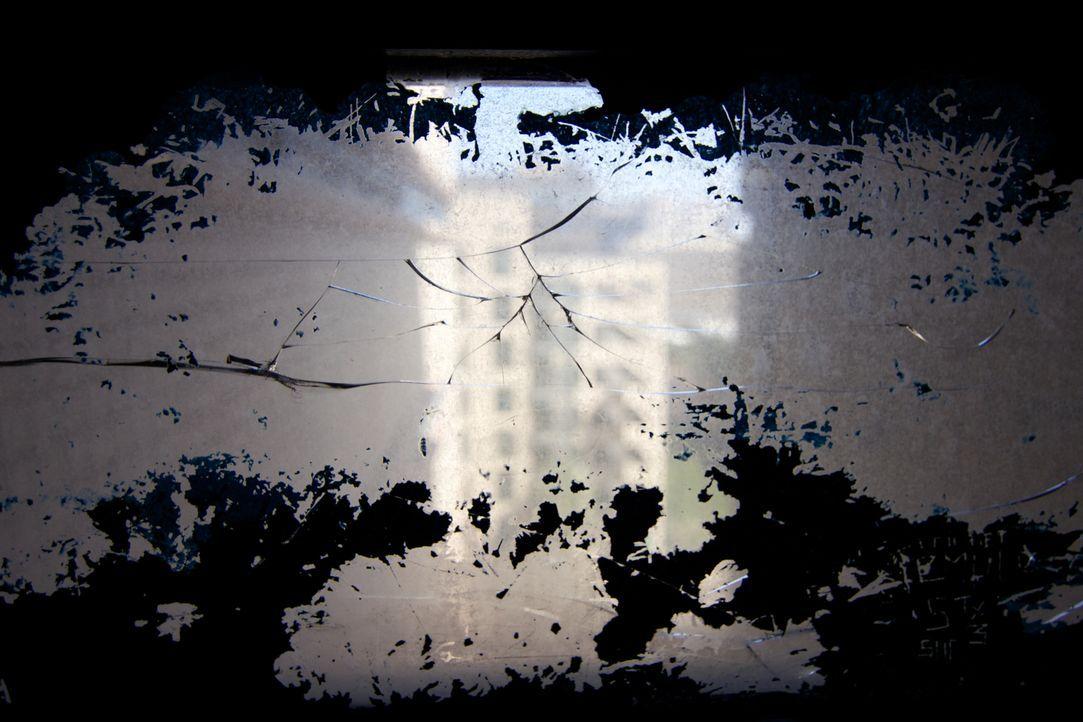 Die Aussicht der Insassen aus ihren Zellen der Schutzhaft des Clark County Detention Centers in Las Vegas verspricht nichts Gutes ... - Bildquelle: James Peterson National Geographic Channels/ Part2 Pictures
