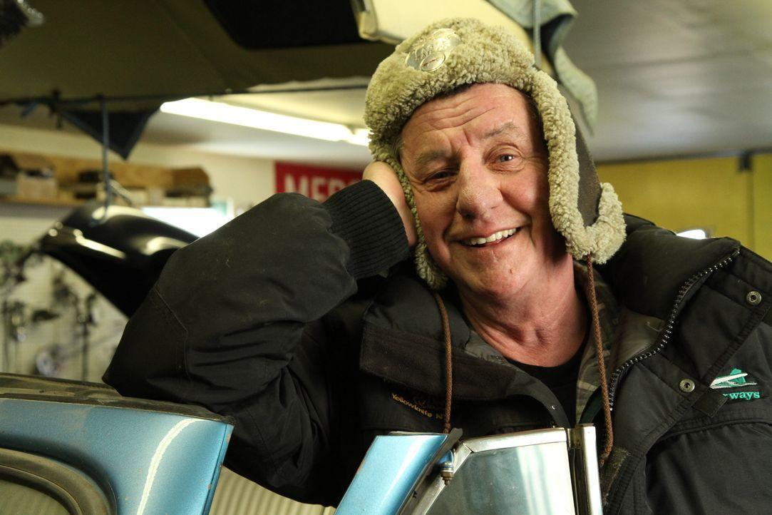 """(4. Staffel) - """"Ice Pilots"""": Die abenteuerlustige Crew der """"Buffalo Airlines"""" trotzen bei ihrer Arbeit eisigen Temperaturen und Unwettern, um Mensch..."""