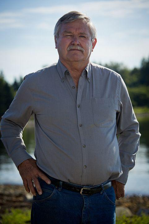 """David Blankenship ist der Sohn des legendären Schatzjägers Dan Blankenship und auch ein langjähriger Einwohner von """"Oak Island"""". Durch einen schwere... - Bildquelle: 2014 A&E Television Networks, LLC. All Rights Reserved/ PROMETHEUS ENTERTAINMENT"""