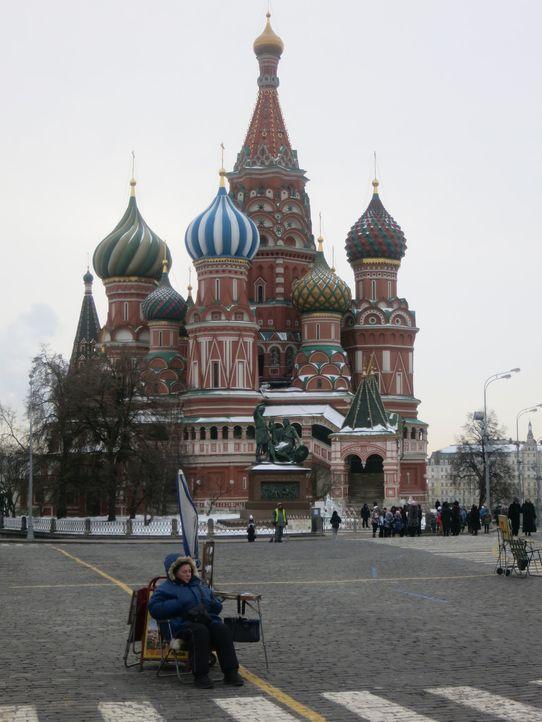 Die nächste Reise führt Anthony Bourdain nach Russland, wo er sich nicht den Regeln und Anweisungen beugt, sondern ganz im Gegenteil sogar die größt... - Bildquelle: 2014 Cable News Network, Inc. A TimeWarner Company All rights reserved