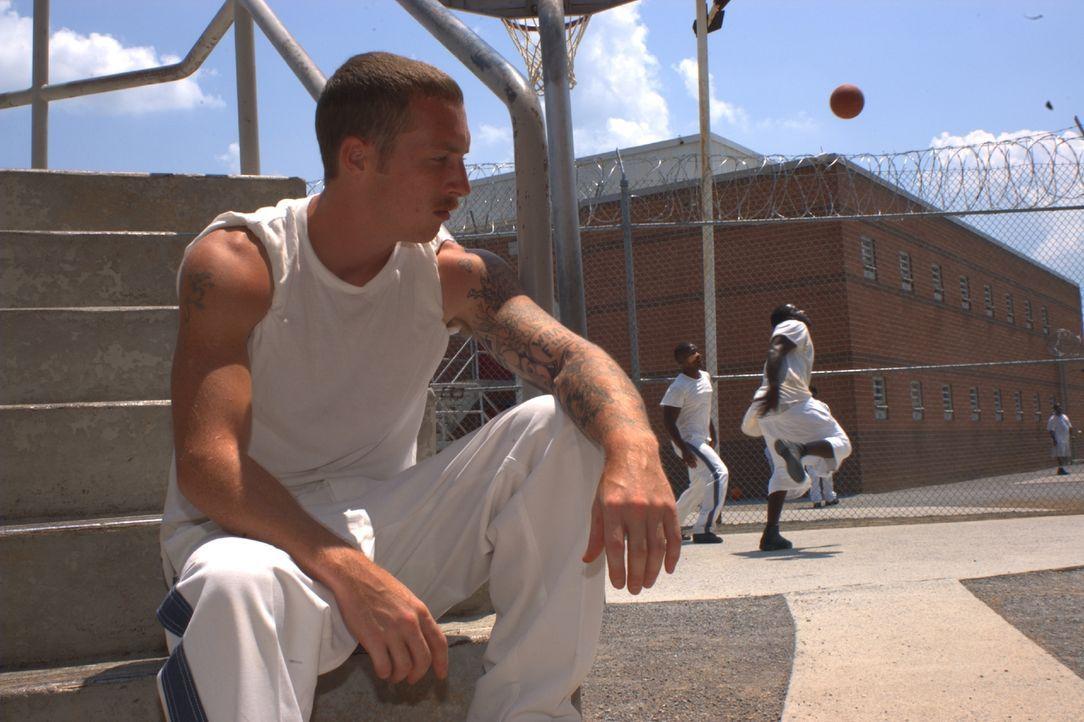 Das Leben im Hays State Gefängnis ist für keinen einfach. Shawn Rockefeller hat täglich mit den Regeln des Gefängnisses und der der Mitsträflinge zu... - Bildquelle: Derek Bell part2pictures