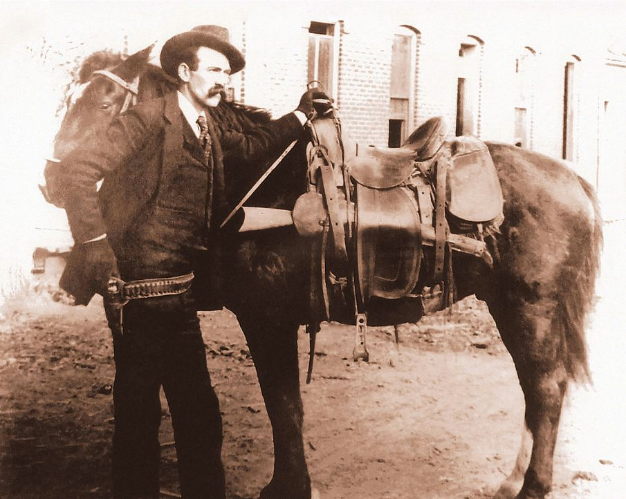 """""""Cowboys - Mythos der Westernhelden"""" entführt den Zuschauer in den Wilden Westen, dessen Geschichten bis heute Stoff für zahlreiche Filme liefern. E... - Bildquelle: 2016 Network Films Nine Inc."""
