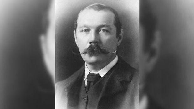 Sir Arthur Conan Doyle zählt noch heute zu den bekanntesten Schriftstellern d...