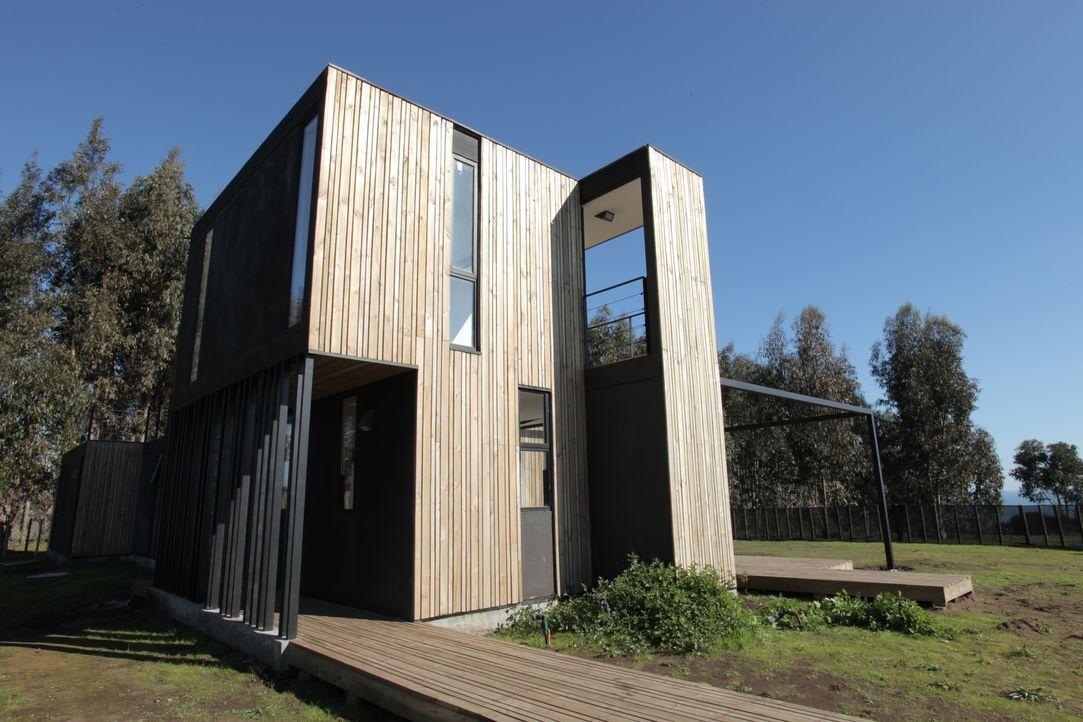 Zu den heutigen spektakulären Häusern weltweit gehören eine Unterkunft in Sü... - Bildquelle: 2013, HGTV/ Scripps Networks, LLC. All Rights Reserved.